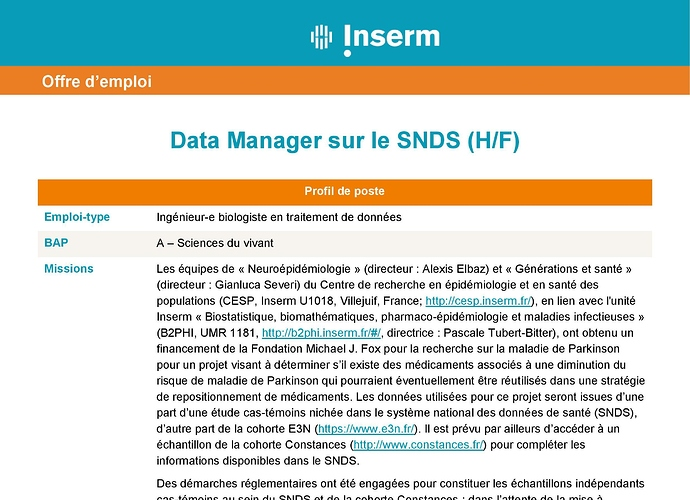Data%20manager%20SNDS%20MJFF_Inserm